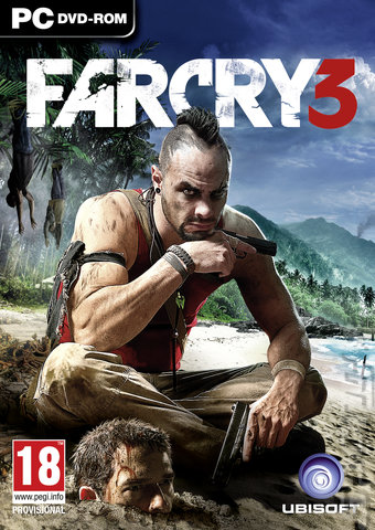 Far Cry 3 - PC Cover & Box Art