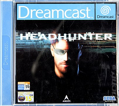Covers & Box Art: Headhunter - Dreamcast (1 of 3)