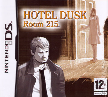 Hotel Room Ds Game