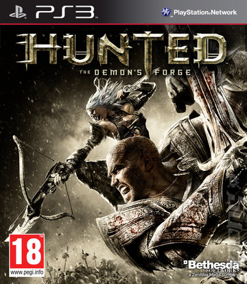 New Releases For June _-Hunted-The-Demons-Forge-PS3-_