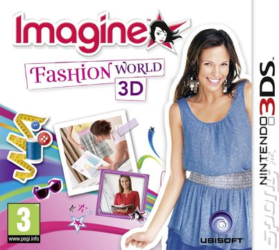 Imagine Fashion Designer 3ds Imagine Fashion World D