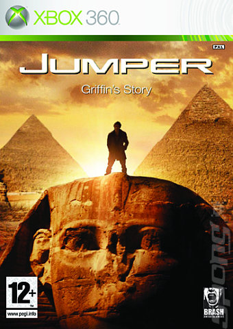 Jumper - Xbox 360 Cover & Box Art