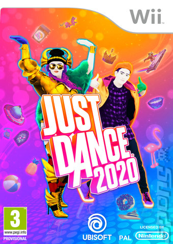 Just Dance 2020 - Wii Cover & Box Art