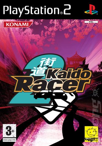 Kaido Racer 2 - PS2 Cover & Box Art