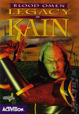 Legacy of Kain - PC Cover & Box Art