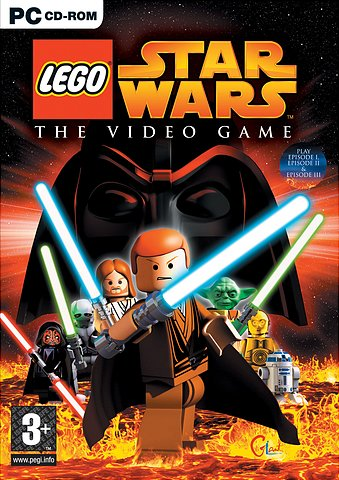 LEGO Star Wars - PC Cover & Box Art