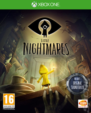 Little Nightmares - Xbox One Cover & Box Art