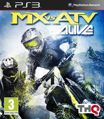 mx vs atv alive. MX vs. ATV Alive - PS3