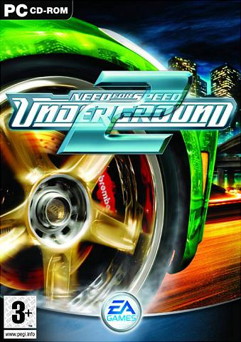 Covers Box Art Need For Speed Underground 2 Pc 1 Of 1