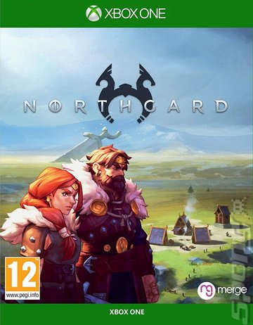 Northgard - Xbox One Cover & Box Art
