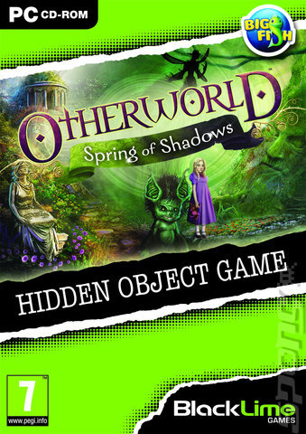 Otherworld: Spring of Shadows - PC Cover & Box Art