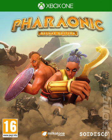 Pharaonic - Xbox One Cover & Box Art