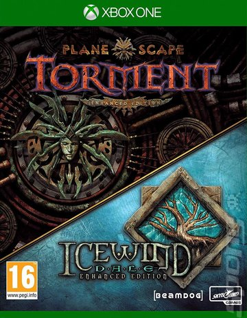 Planescape: Torment and Icewind Dale Enhanced Edition - Xbox One Cover & Box Art