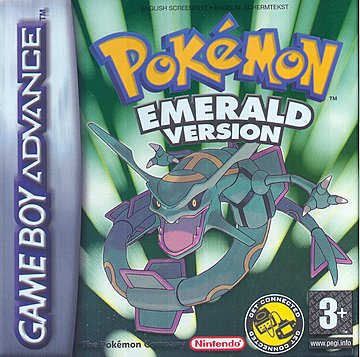 pokemon emerald solution