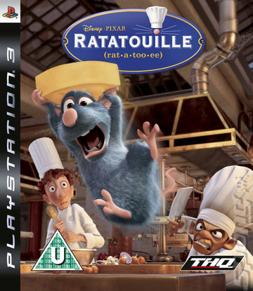 Ratatouille Ps3 How To Save Game