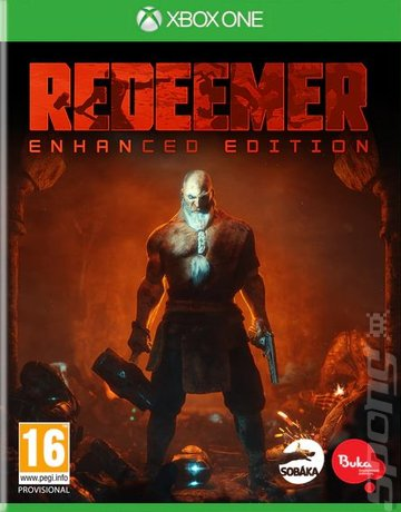 Redeemer - Xbox One Cover & Box Art