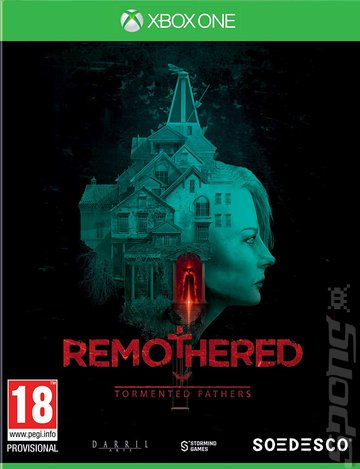 Remothered: Tormented Fathers - Xbox One Cover & Box Art