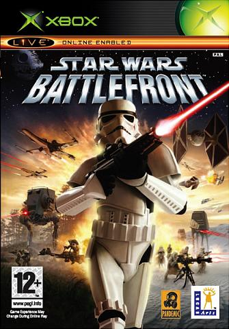 Star Wars Battlefront - Xbox Cover & Box Art