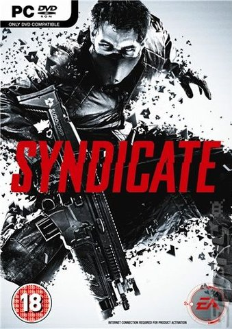 Syndicate - PC Cover & Box Art