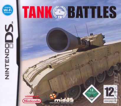 Tank Battles DS
