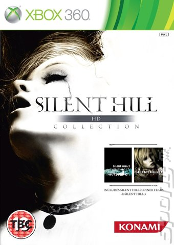 The Silent Hill HD Collection - Xbox 360 Cover & Box Art