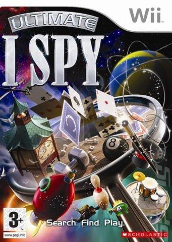 I Spy Wii
