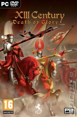 XIII Century: Death or Glory - PC Cover & Box Art