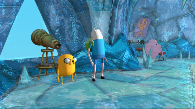 Adventure Time: Finn & Jake Investigations - Xbox One Screen