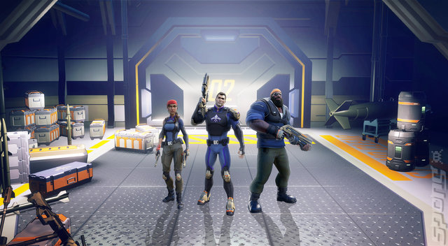 Agents of Mayhem Editorial image