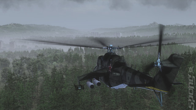 Air Missions: HIND - PS4 Screen