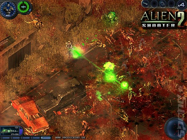 Alien Shooter 2 - PC