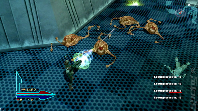 screens alien syndrome psp 14 of 24