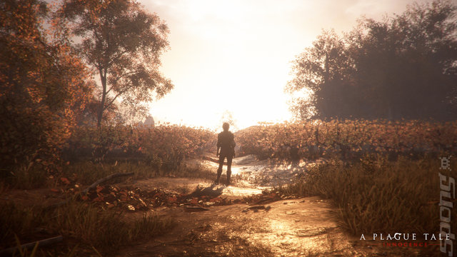 A Plague Tale: Innocence - PC Screen