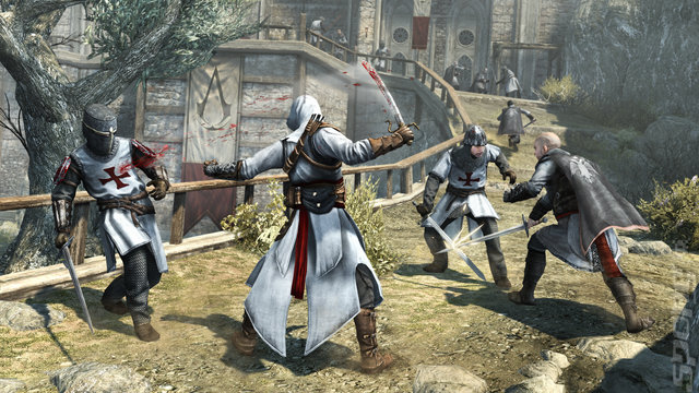 Assassin's Creed: Revelations - PS3 Screen