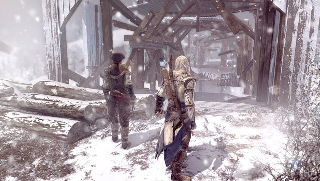 Assassin's Creed III: Liberation - PSVita Screen