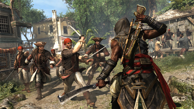 Assassin's Creed IV: Black Flag - PC Screen