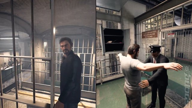 A Way Out - Xbox One Screen