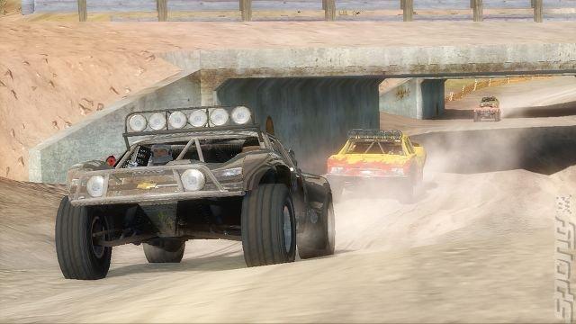Baja: Edge of Control - Xbox 360 Screen