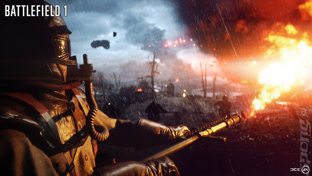 Battlefield 1 Editorial image