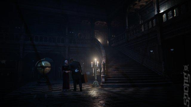 Black Mirror - Xbox One Screen