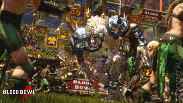 Blood Bowl 2 - PC Screen