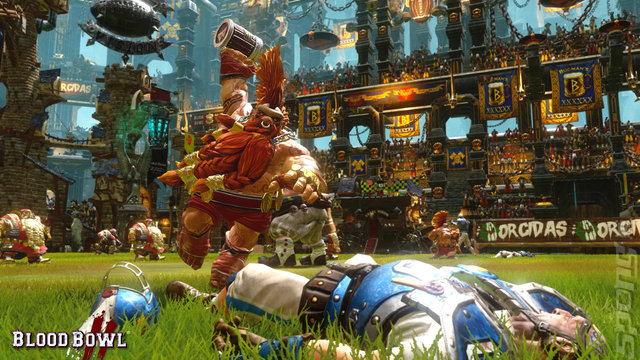 Blood Bowl 2: Legendary Edition - PC Screen