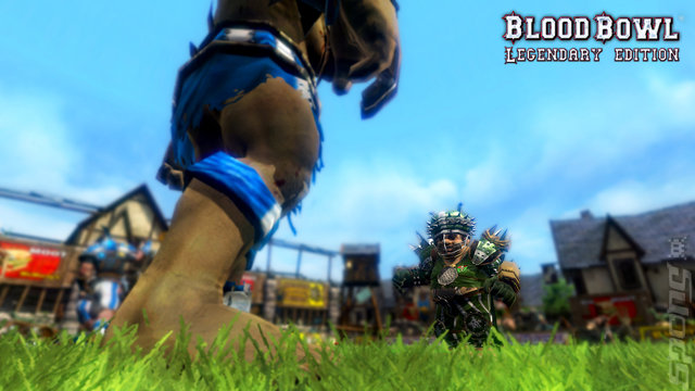 Blood Bowl: Legendary Edition - PC Screen