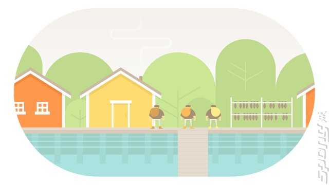Burly Men at Sea Editorial image