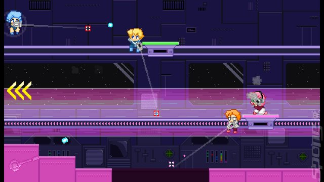 Capsule Force - PS4 Screen