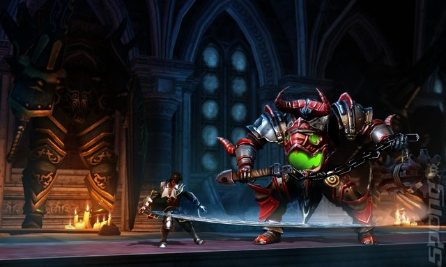 Castlevania: Lords of Shadow Collection - Xbox 360 Screen