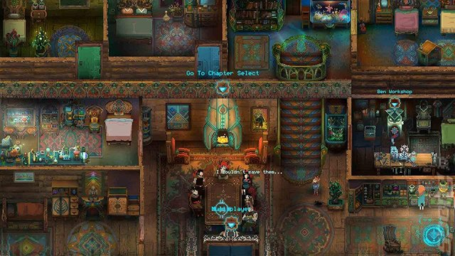 Children of Morta - PS4 Screen
