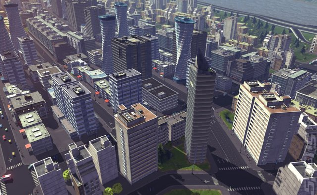 Cities: Skylines  - Xbox One Screen