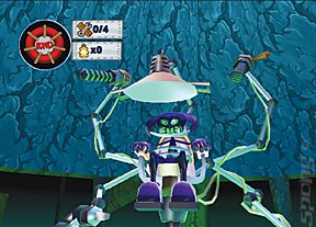 Codename Kids Next Door: Operation V.I.D.E.O.G.A.M.E. - PS2 Screen