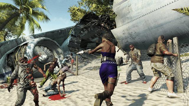 Dead Island: Riptide Editorial image